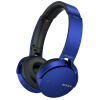 Sony (SONY) MDR-XB650BT бас беспроводная стерео гарнитура (синий) гарнитура sony mdr nc31em цифровое шумоподавление white