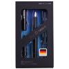Ши Наайд (Schneider) BK400 перо костюм две классические ручки (ручка + ручка ролика) черный ручка waterman s0952360