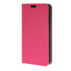 MOONCASE Wood grain Leather Flip Wallet Card Slot Stand Back чехол для Huawei Ascend Y625 Hot pink boxwave huawei g6310 bamboo natural panel stand premium bamboo real wood stand for your huawei g6310 small