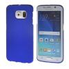 MOONCASE Жесткий Прорезиненные Резина Оболочка Вернуться Защитная крышка чехол для Samsung Galaxy S6 Edge синий