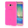MOONCASE Transparent Soft Flexible Silicone Gel TPU Skin Shell Back ЧЕХОЛ ДЛЯ Samsung Galaxy A7 Hot Pink mooncase transparent soft flexible silicone gel tpu skin shell back чехол для samsung galaxy a3 hot pink