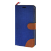 MOONCASE Galaxy A8 , Leather Wallet Flip Card Holder Pouch Stand Back ЧЕХОЛ ДЛЯ Samsung Galaxy A8 Dark blue mooncase galaxy s5 leather flip wallet card holder pouch stand back чехол для samsung galaxy s5 dark blue