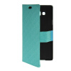 MOONCASE Slim Leather Side Flip Wallet Card Slot Pouch with Kickstand Shell Back чехол для Samsung Galaxy A7 Mint Green mooncase slim leather side flip wallet card slot pouch with kickstand shell back чехол для huawei ascend g7 purple
