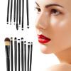 Тени для бровей Фонд губ кисти макияж инструменты 15 шт / комплект Косметические наборы косметические инструменты other diy 22 00