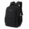 Фото Carneyroad Карни дороге Мужская рюкзак 14-дюймовый 15-дюймовый ноутбук путешествия сумка черная CR-179 холст богемные рукава 15 ноутбук 14 дюймовый ноутбук 13 ноутбук