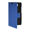 MOONCASE Slim Leather Side Flip Wallet Card Slot Pouch Stand Shell Back ЧЕХОЛ ДЛЯ Motorola Moto Droid Turbo XT1254 Blue mooncase slim leather side flip wallet card slot pouch stand shell back чехол для motorola moto droid turbo xt1254 coffee