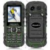 Оригинал Huadoo Н1 Водонепроницаемый Телефон 2.0 MTK6261A прочный Пылезащитный противоударный Телефон Телефон 2000мач Открытый Мульти-язык