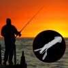 10 см 8g Рыбалка Lure Большие Световой Кальмар Мягкие Приманки Воблеры Рыбалка Поддельные