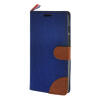 MOONCASE ASUS Zenfone 5 , Leather Wallet Flip Card Holder Pouch Stand Back ЧЕХОЛ ДЛЯ ASUS Zenfone 5 A501CG Dark blue asus zenfone zoom zx551ml 128gb 2016 black