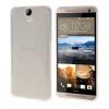 MOONCASE S - линия Мягкий силиконовый гель ТПУ защитный чехол гибкой оболочки Защитный чехол для HTC One E9 + E9 Plus Очистить чехол для htc one s hc c742 white