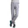 DOUBLE STAR DML0028A Спортивные и спортивные брюки мужские хлопчатобумажные трикотажные спортивные брюки серые 2XL