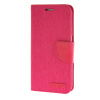 MOONCASE Galaxy S6 , Leather Flip Wallet Card Holder Pouch Stand Back ЧЕХОЛ ДЛЯ Samsung Galaxy S6 Hot pink mooncase galaxy s5 leather flip wallet card holder pouch stand back чехол для samsung galaxy s5 hot pink