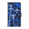 MOONCASE для Samsung Galaxy Note 4 кожаный чехол Folio Флип открытки с Kickstand Wallet Защитный Чехол обложка No.A10