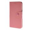 MOONCASE Leather Side Flip Wallet Card Slot Pouch Stand Shell Back чехол для Samsung Galaxy E5 Pink