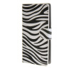 MOONCASE Zebra style Leather Wallet Flip Card Slot Stand Pouch чехол для LG G4 MINI A07