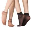 [Супермаркет] Hengyuanxiang Jingdong кристаллических чулки женских носков коротких чулки ж тонкий срез 30 пар черного платье C542095 чулки женские свадьба