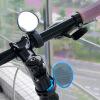 Велосипед Велоспорт зеркало заднего вида Руль Гибкая безопасности заднего