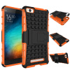 MOONCASE шин Текстура Hybrid Kickstand PC + TPU Полное Прочный защитный 2 в 1 чехол для Xiaomi 4i m4i Mi4i ( 5.0) high quality leather wallet style flip open case w card slots for iphone 6 plus brown