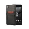 MOONCASE пу кожа кожу слот защитную оболочку тпу полноформатного вернуть дело для покрытия Sony Xperia Z5 Premium