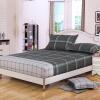 Комплект постельного белья Ivy с односпальным постельным бельем для постельного белья 1,5 кровати (стиль 150 * 200 * 25)
