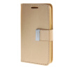 MOONCASE чехол для Samsung Galaxy Core 2 II Duos G355H Flip Leather Wallet Card Slot Bracket Back Cover Gold купить samsung galaxy core i8262 duos metallic blue