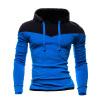 zogaa новые осенние и зимние куртки от мужчин цвет шерсти слим утолщение толстовки