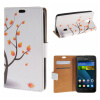 MOONCASE Huawei Ascend Y635 ЧЕХОЛ ДЛЯ Flip Wallet Card Slot Stand Leather Folio Pouch /a09 boxwave huawei g6310 bamboo natural panel stand premium bamboo real wood stand for your huawei g6310 small