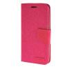 MOONCASE Leather ЧЕХОЛ ДЛЯ ASUS ASUS ZenFone 2 5.0 Inch / ZenFone 2E 2015 Release (Not Fit ZenFone 2 5.5 Inch) Hot pink zenfone 2 deluxe special edition