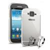 MOONCASE металлический каркас тонких край зеркало 2 в 1 случае прикрытие для Samsung Galaxy Grand I9080 mooncase металлические рамки края зеркало защитную оболочку 2 в 1 случае распространяется на тонких samsung galaxy e5
