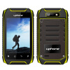 3,5-дюймовый uphone У5+ mtk6572,двухъядерный, Встроенный GPS ,датчик силы тяжести, беспроводной,WCDMA и GSM двойной SIM,дешево водонепроницаемый прочный телефон Android 5.0 МП gsm сигнализация для дома дешево