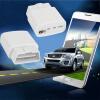 Сканер Белый ELM327 OBD2 WiFi автомобилей Авто Диагностика Для IOS Windows PC super mini wifi elm327 elm 327 wi fi v1 5 obd2 ii car diagnostic tool obd 2 scanner interface supports android ios windows