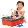 Little Tikes (Little Tikes) фитнес игрушка дети играют дома плавания кухня радость от 635557M 3-летнего американского бренд little tikes матрас для пеленания little tikes