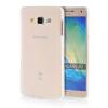 MOONCASE Transparent Soft Flexible Silicone Gel TPU Skin Shell Back ЧЕХОЛДЛЯ Samsung Galaxy A7 Clear чехол perfeo для samsung a7 2017 tpu серый pf 5282