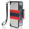 MOONCASE Fashion Leather Side Flip Wallet Card Slot Pouch Stand Back чехол для Apple iPhone 6 Plus mooncase premium pu flip leather wallet card pouch back чехол для cover apple iphone 6 4 7 красный