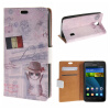 MOONCASE Huawei Ascend Y635 ЧЕХОЛДЛЯ Flip Wallet Card Slot Stand Leather Folio Pouch /a04 boxwave huawei g6310 bamboo natural panel stand premium bamboo real wood stand for your huawei g6310 small