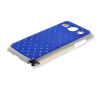 MOONCASE Luxury Chrome Plated Star Bling Back чехол для Samsung Galaxy Core Plus G3500 / Trend 3 G3502 Dark blue mooncase hard chrome plated star bling back чехол для samsung galaxy a3 green