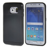 все цены на MOONCASE ЧЕХОЛДЛЯ Samsung Galaxy S6 Edge Soft Silicone Gel TPU Skin With Card Holder Protective Black онлайн