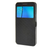 MOONCASE чехол для Samsung Galaxy Note 5 Flip Wallet Card Slot Stand Pouch Leather Cover Black universal car suction cup mount bracket holder stand for samsung galaxy note 3 more black