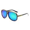 CXSHOWE Мужчины Спорт Зеркало очки Goggle Unisex Металл Очки Лето Стиль вождения Открытый очки Аксессуары аксессуары