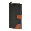 MOONCASE Alcatel One Touch POP C9 , Leather Flip Card Holder Pouch Stand Back ЧЕХОЛ ДЛЯ Alcatel One Touch POP C9 Black music card spiral pop up musical notes 3d card music instruments pop up card bday pop up card