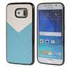 MOONCASE New Style Flexible Soft Gel TPU Silicone Skin Slim Durable чехол для Cover Samsung Galaxy S6 синий ultra slim clear phone cases for samsung galaxy s6