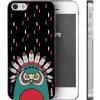 Иллюстратор Apple, iPhone SE / 5s телефон оболочки / защитный рукав мобильный телефон устанавливает Apple, 5S защитной оболочки падение рельефа сопротивление иллюстратор серии Indian Night Stalker