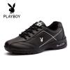 плейбой бренд, корейском стиле, athleisure, высота возрастает, воздушная подушка, платформы, мужские ботинки [легких, для дыхания, комфортно, здоровые, прочного] наколенник магнитный здоровые суставы