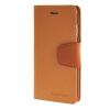 MOONCASE чехол для iPhone 6 Plus (5.5) PU Leather Flip Wallet Card Slot Stand Back Cover Brown mooncase чехол для iphone 6 plus 5 5 pu leather flip wallet card slot stand back cover hot pink