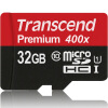 Карта памяти Transcend 32GB UHS-I Class10 TF (Micro SDHC) (скорость чтения 60 Мбит / с) карта памяти sdhc transcend 32gb class 10 uhs i