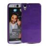 MOONCASE Мягкие гибкие силиконовый гель ТПУ Оболочка задняя крышка чехол для HTC Desire Eye фиолетовый htc desire 650
