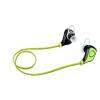 беспроводной гарнитуры Bluetooth Stereo S5 наушники с микрофонами работает спортзал, наушники, зеленой спортивной наушники / Blue наушники