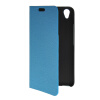 MOONCASE Slim Leather Side Flip Wallet Card Slot Pouch with Kickstand Shell Back чехол для Huawei Honor 4 Play Blue mooncase slim leather side flip wallet card slot pouch with kickstand shell back чехол для huawei honor 4 play hot pink