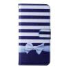 купить MOONCASE чехол для HTC Desire 816 Флип PU Держатель карты кожаный бумажник Складная подставка Feature Чехол обложка No.A07 недорого