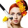 Профессиональная Косметика для макияжа щетка синтетического волокна Для лица Жидкая основа профессиональная косметика себастьян